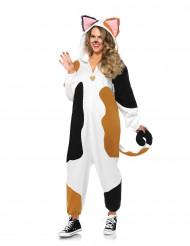 Disfraz traje gato mujer