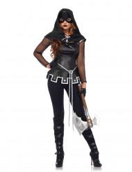 Disfraz de verdugo mujer Halloween