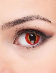 Lentillas de contacto fantasía ojo del mal adulto