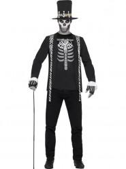 Disfraz de señor de la muerte hombre Halloween