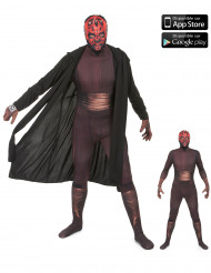 Disfraz Morphsuits™ Zapper Darth Maul adulto