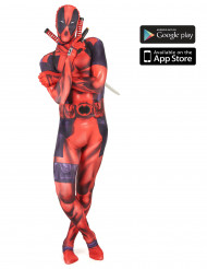 Disfraz Morphsuits™ Zapper Deadpool adulto