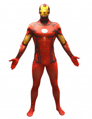 Disfraz Morphsuits™ Iron Man adulto