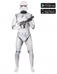 Disfraz Morphsuits™ Zapper Stormtrooper adulto