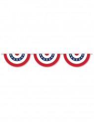 Guirnalda USA plástico