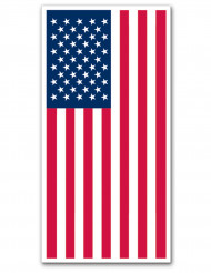 Decoración de puerta USA