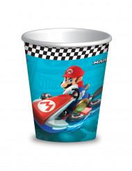 8 Vasos de cartón Mario™ 26 cl