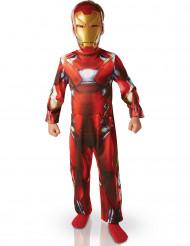 Disfraz clásico Iron Man™ niño Civil War