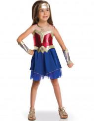 Disfraz clásico Wonder Woman™ niña El Amanecer de la Justicia