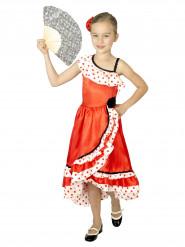 Disfraz de bailarina española niña