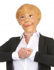 Máscara Angela Merkel adulto