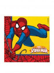 20 Servilletas papel Ultimate Spiderman Power™