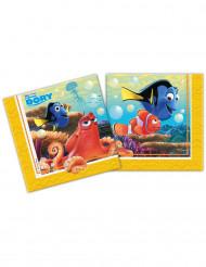 20 servilletas de papel Dory™