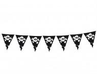 Guirnalda banderines pirata 3,60 metros