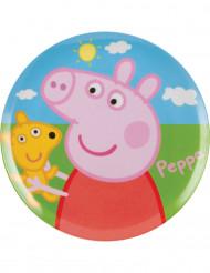 Plato melamina Peppa pig™ 20 cm
