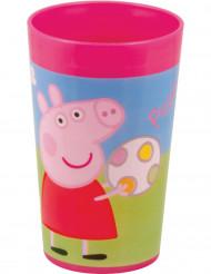 Vaso de plástico Peppa pig™ 25 cl
