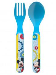 2 Cubiertos plástico Mickey™