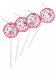 6 Pajitas viñeta Hello Kitty™