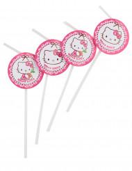 6 Pajitas viñeta Hello Kitty™