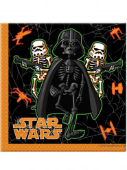 20 Servilletas 2 pliegues Halloween Star Wars™