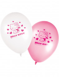 8 Globos Hello Kitty™