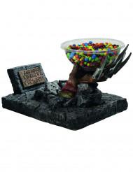 Porta caramelos Mano Freddy Krueger™ Halloween