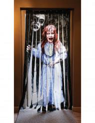 Cortina de puerta El Exorcista™ Halloween