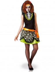 Disfraz Día de los muertos mujer Halloween
