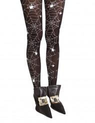 Cubre zapatos de bruja adulto Halloween