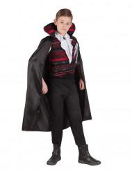 Disfraz de emperador vampiro niño Halloween