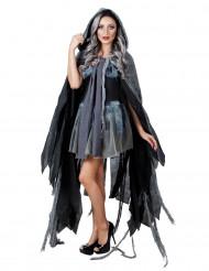 Capa oscura 150 cm adulto Halloween