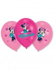 6 Globos Minnie™