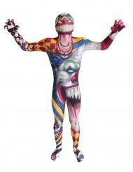 Disfraz de payaso terrorífico niño Morphsuits™