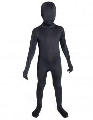 Disfraz negro Morphsuits™ niño
