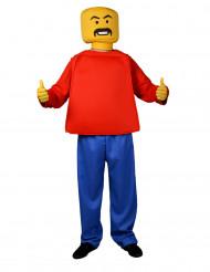 Disfraz Morphsuits™ Lego™ adulto
