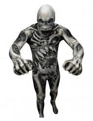 Disfraz esqueleto adulto Morphsuits™