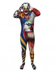 Disfraz payaso terrorífico adulto Morphsuits™