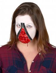 Kit maquillaje cremallera adulto Halloween