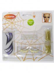 Kit de maquillaje bruja mujer Halloween
