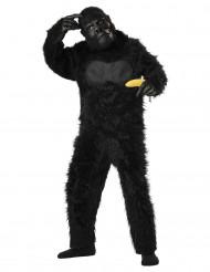 Disfraz de gorila niño