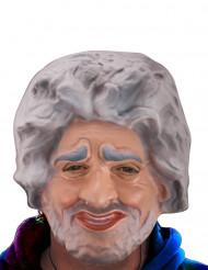 Máscara Beppe Grillo adulto