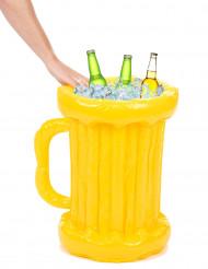 Cubitera jarra de cerveza hinchable