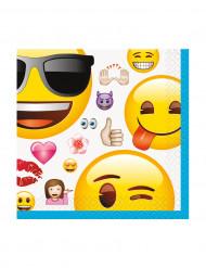 16 Servilletas Emoji™