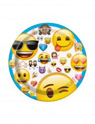 8 Platos Emoji™