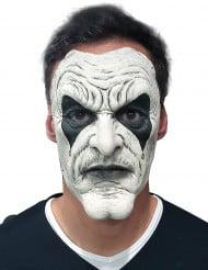 Máscara rockero látex adulto