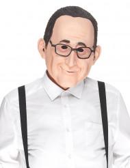 Máscara humorística látex François adulto
