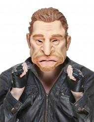 Máscara humorística látex Jonny adulto
