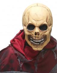 Máscara látex cráneo adulto