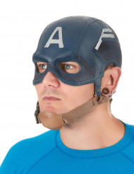 Máscara látex soldado americano adulto