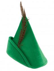 Sombrero hombre del bosque adulto